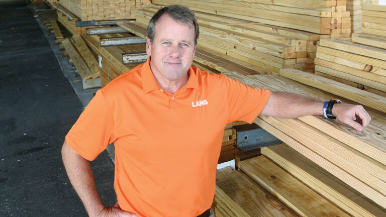 2020 Dealer of the Year: Lang Building Supply