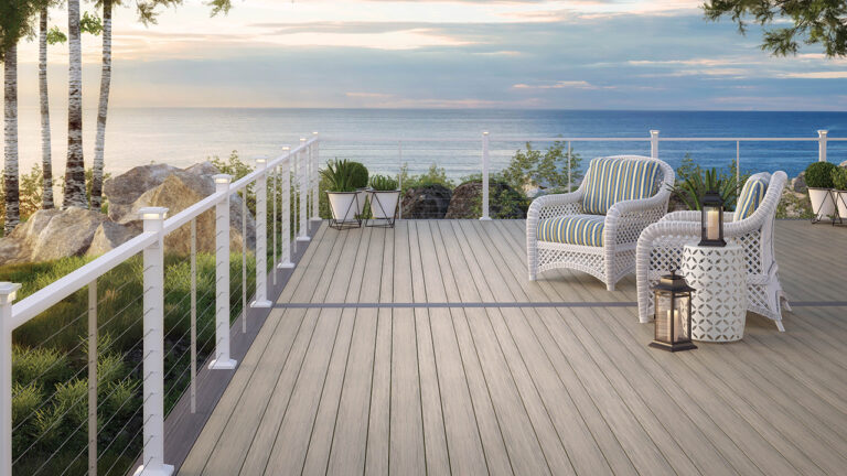 In Depth: Deck railings & accessories