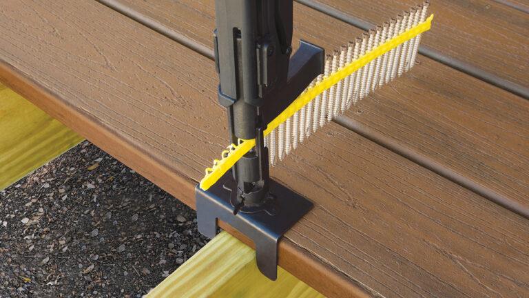 In Depth: Deck fasteners