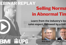 Webinar: Selling Normally in Abnormal Times