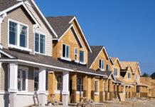 Suburban housing boom