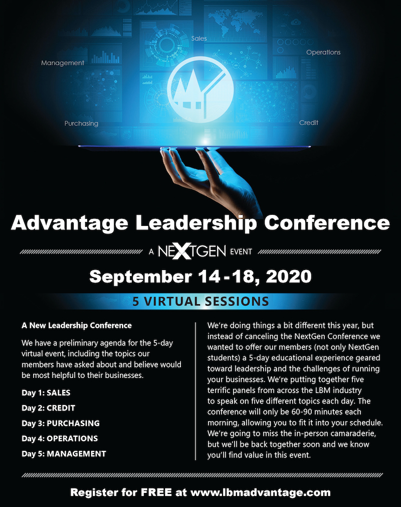 LBM Advantage Leadership Conference