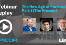 The New Age of Purchasing: Part I (The Present)