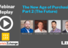 The New Age of Purchasing Part II (The Future)