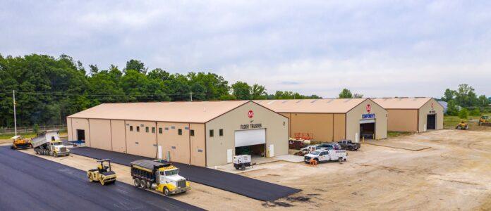 84 Lumber Mansfield, Ohio truss plant