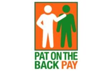 Stine Pat on the Back pay