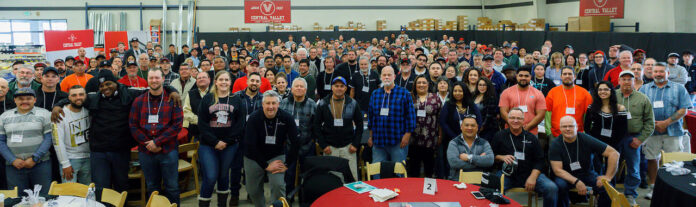 Central Valley Builders Supply Best Place to Work