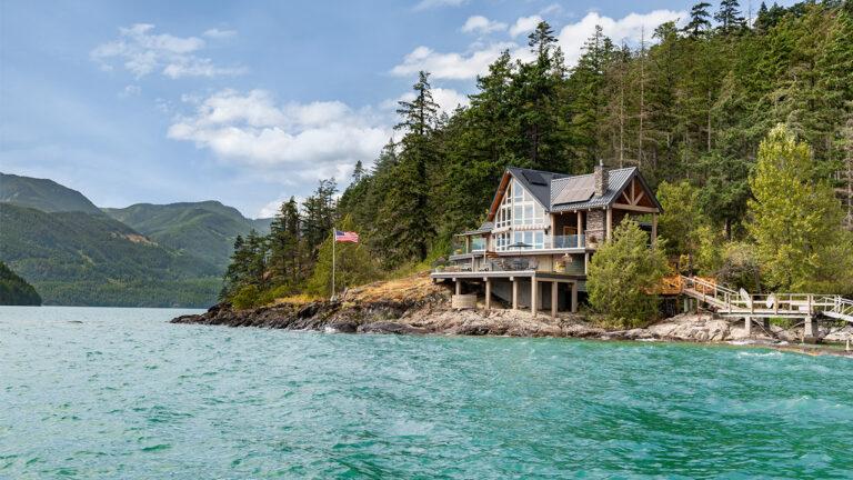 Redwood Case Study: Harrison Lake House