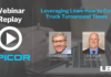 Leveraging Lean: How to Cut Truck Turnaround Times
