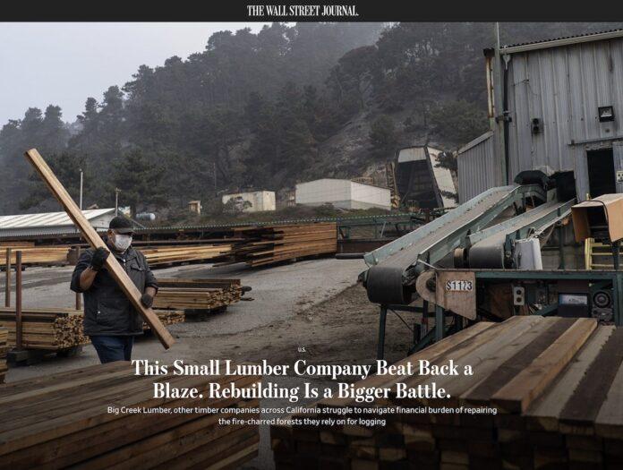 Big Creek Lumber
