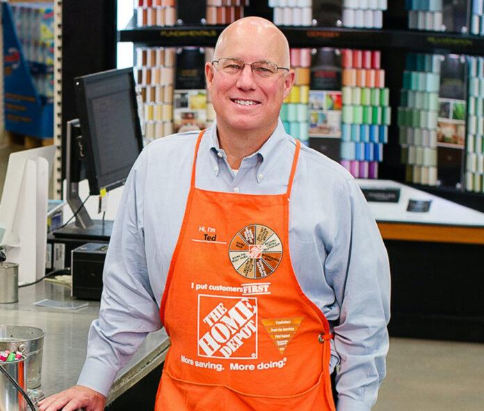 Home Depot Ted Decker