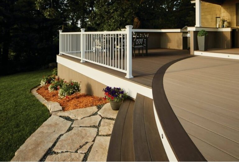 Three Multi-Width Decking ideas to energize your deck design