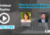 What Contractors Wish You Knew About Their Business