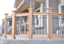 Vista Deck Railing