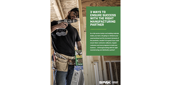 White Paper: 3 Ways to Ensure Success with the Right Manufacturing Partner