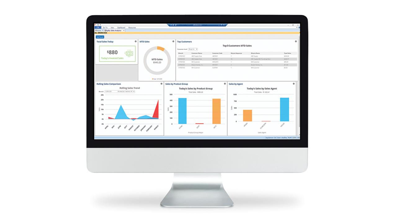 DMSi agility In Depth Tech