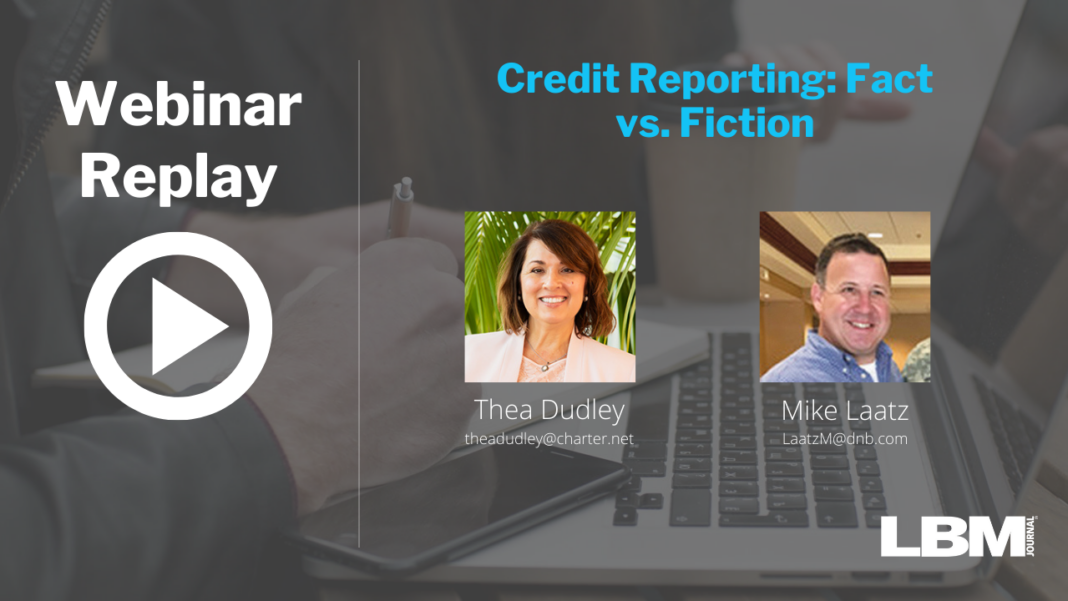 Credit Reporting: Fact vs. Fiction