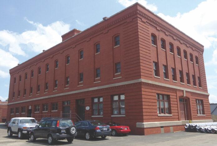 MFM headquarters in Coshocton, Ohio