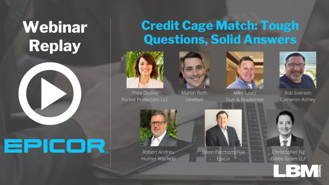 Credit Cage Match: Tough Questions, Solid Answers
