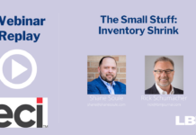 The Small Stuff: Inventory Shrink
