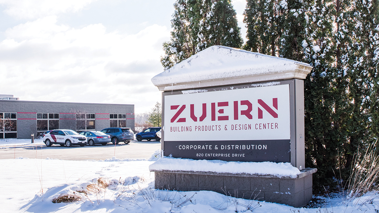 Zuern Building Products and Design Center