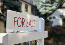Home for sale property values