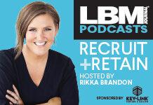 Recruit + Retain Rikka Brandon podcast