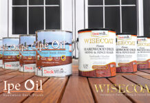 deckwise hardwood finishes