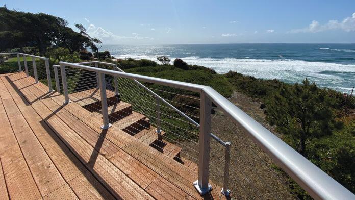 In Depth: Deck railing & accessories
