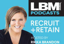 recruit + retain podcast with Rikka Brandon