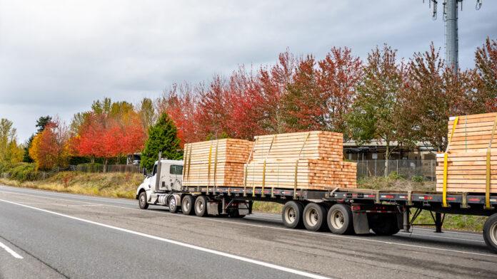truck lumber prices